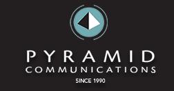 Pyramid Communications Logo