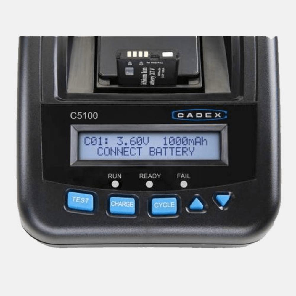 C5100 POS Battery Analyzer Photo