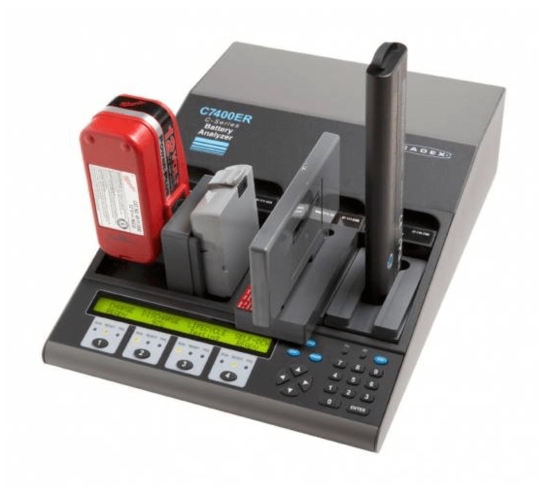 C7400ER Battery Analyzer (170 Watts) Image