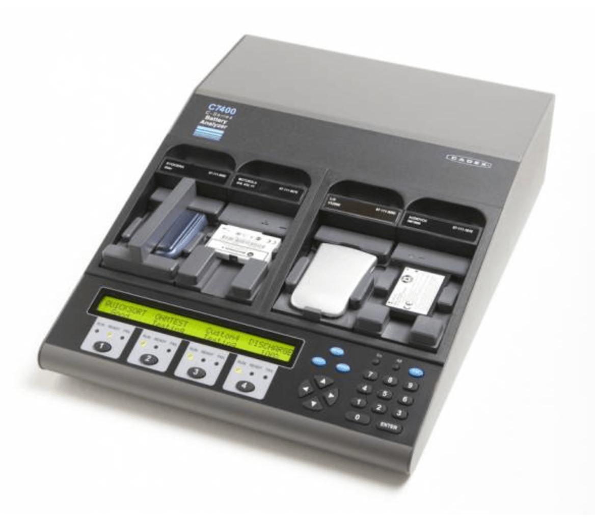 C7400 Battery Analyzer  (80 Watts) Image