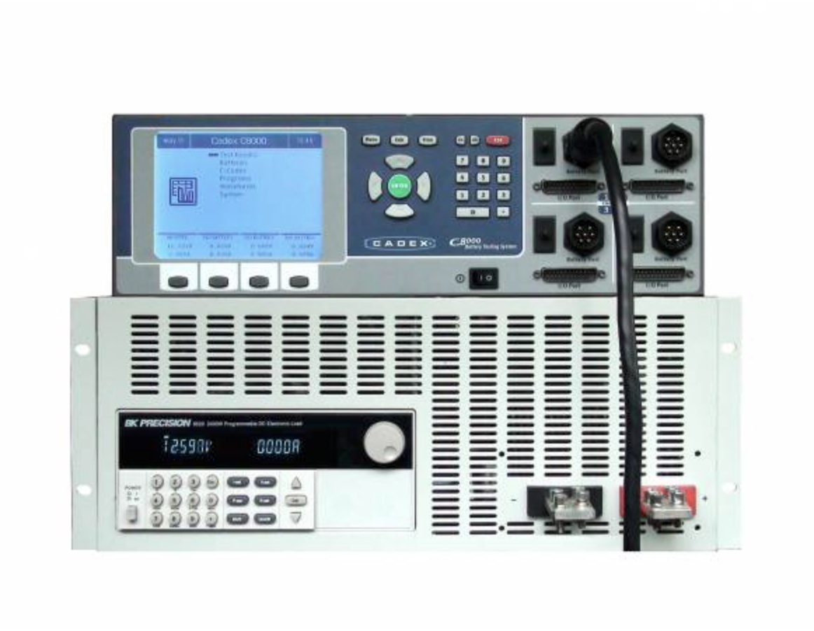 C8000 Battery Testing System Photo