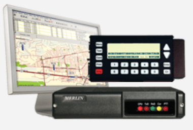3012 Digital Mobile Data Terminals (MDT) & Street Smarts Mapping Software Products Photo